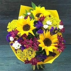 Bouquet Lively 40 cm (20 stems)