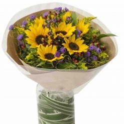 Bouquet Fall Bloom 40 cm (27 stems)